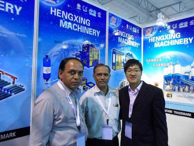 阿尔及利亚国际工程机械展会