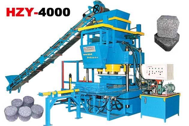 HZY-4000混凝土液压成型机