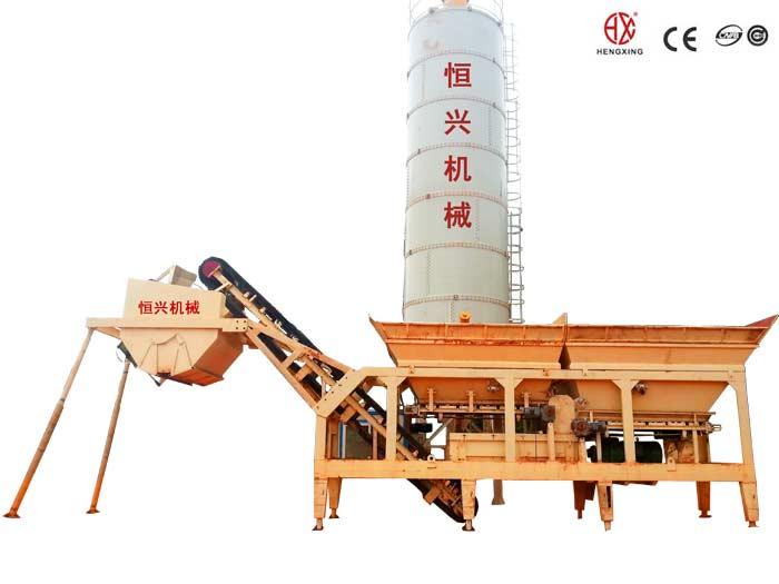 DWBS系列稳定土厂拌设备