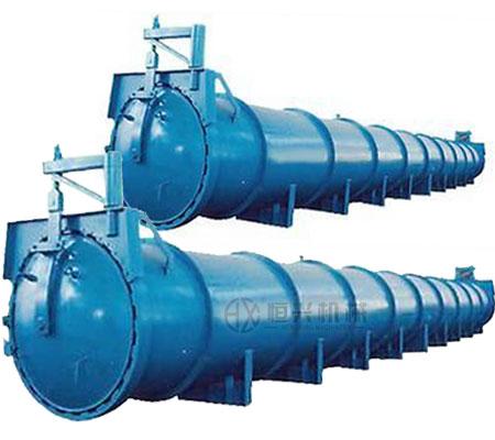 蒸压釜 蒸养釜-蒸压加气块设备