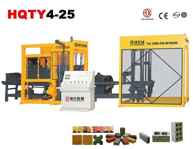 QT4-15砌块成型机 小型砌块机 混凝土制乐动体育app厂家